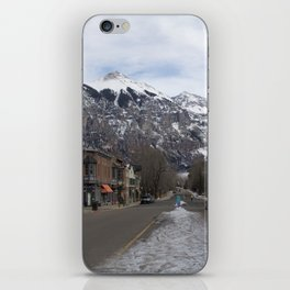 Downtown Telluride, Colorado iPhone Skin