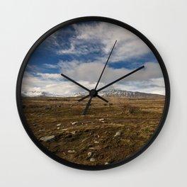 Mackenzie Country Wall Clock