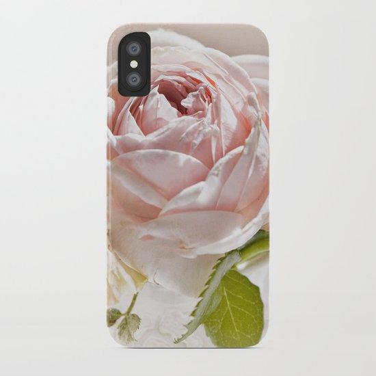 Romantic Recipe  iPhone Case