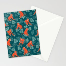 Monkey Forest Stationery Cards