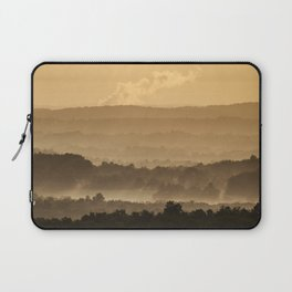 Sunrise over Connecticut Laptop Sleeve