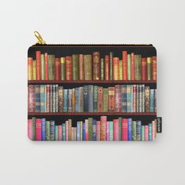 Vintage books ft Jane Austen & more Carry-All Pouch