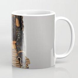 Historical Samurai Armor Photograph (17th-18th Century) Coffee Mug
