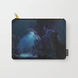 The Heart of  Atlantis Carry-All Pouch