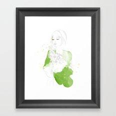 Myssi Framed Art Print