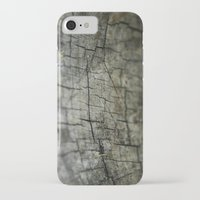 wood iPhone & iPod Cases featuring Wood by David Bastidas
