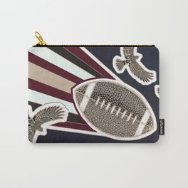 American football, gridiron ball Carry-All Pouch