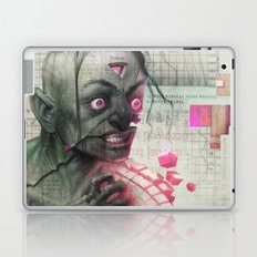 Self Analysis Defrag Laptop & iPad Skin