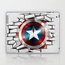 Break Captain! Laptop & iPad Skin
