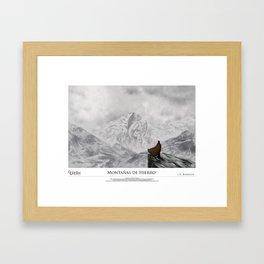 Vigilancia | Montañas de Hierro™ Framed Art Print