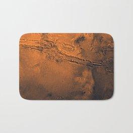 Valles Marineris, Mars Bath Mat