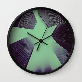 city walls Wall Clock