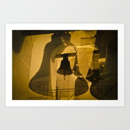 Bell Tower  Art Print