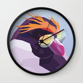 Doc Wall Clock