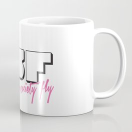 MSF Whiteout - My Society Fly Coffee Mug
