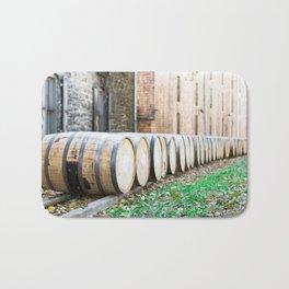 Bourbon Barrel Bath Mat
