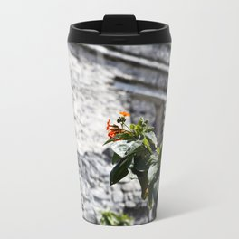 Touch of color in Tulum Travel Mug