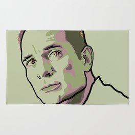 Jack Kerouac Rug