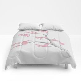 Ptiny Pterosaurs Comforters