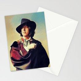 Oscar Wilde, Literary Legend Stationery Cards