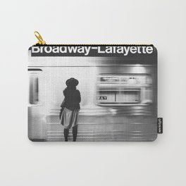 New York MTA Subway Carry-All Pouch