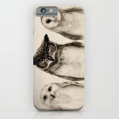 The Owl's 3 Slim Case iPhone 6