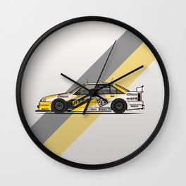 Opel Omega A Irmscher Evo 500 ATS DTM Touring Car Wall Clock