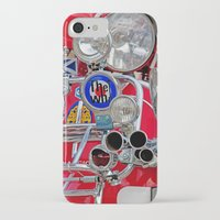 vespa iPhone & iPod Cases featuring Vespa by Doug McRae