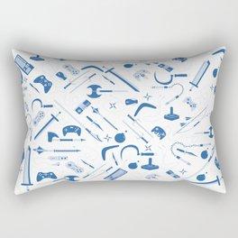 Weapons Rectangular Pillow