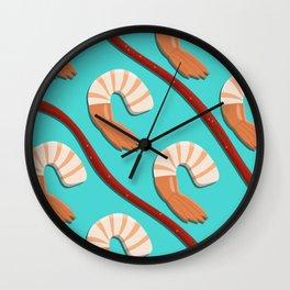 So Long, Shrimp! Wall Clock