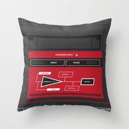 Master System Throw Pillow
