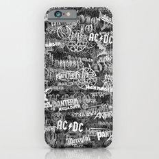 Heavy metal bands Slim Case iPhone 6s