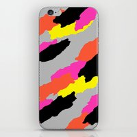 mars iPhone & iPod Skins featuring Mars by Tyler Spangler