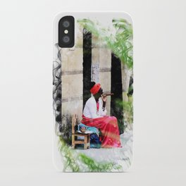 HAVE A CIGAR iPhone Case