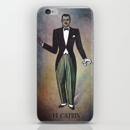 El Catrin iPhone Skin