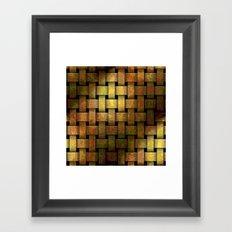 Stahl Framed Art Print