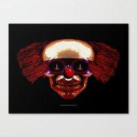 hocus pocus Canvas Prints featuring Hocus Pocus by Lazy Bones Studios