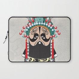 Beijing Opera Character XiangYu Laptop Sleeve