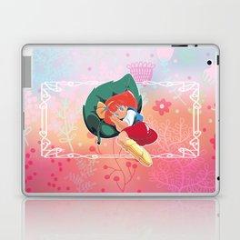 Minky Momo Laptop & iPad Skin