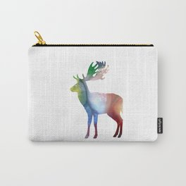 Deer Carry-All Pouch