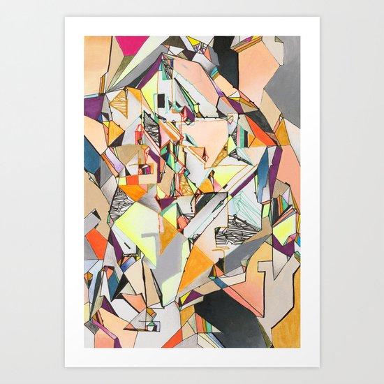 Farise Art Print