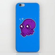 Super Cute Squid iPhone & iPod Skin
