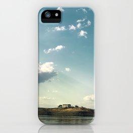 The loner iPhone Case