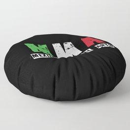 MMA - Mexican Martial Arts Floor Pillow