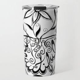 Boob Warrior III Travel Mug
