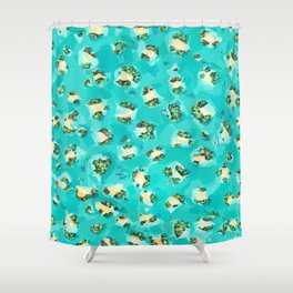 The Islands Shower Curtain