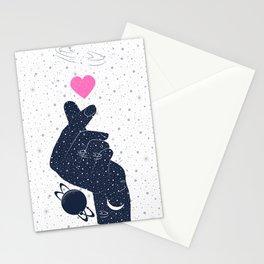Universe My Love Stationery Cards