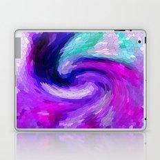 lilic swirl Laptop & iPad Skin