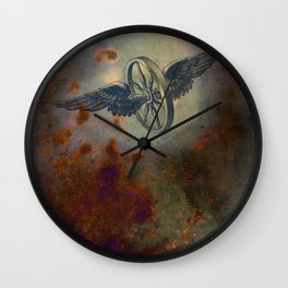 Simpler Machines Wall Clock