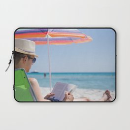 Il dolce far niente ~ the sweetness of doing nothing Laptop Sleeve